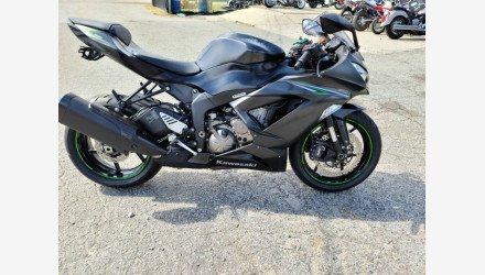 2016 Kawasaki Ninja ZX-6R for sale 201074110