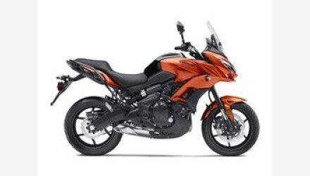 2016 Kawasaki Versys for sale 200705040