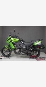 2016 Kawasaki Versys 1000 LT for sale 200717245