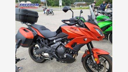 2016 Kawasaki Versys for sale 200970537