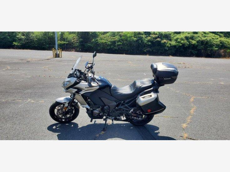2016 Kawasaki Versys 1000 LT for sale 201113327