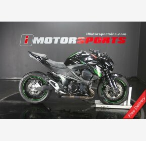2016 Kawasaki Z800 ABS for sale 200675228