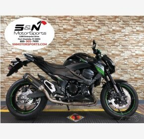 2016 Kawasaki Z800 ABS for sale 200682352