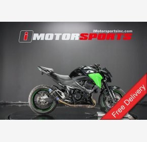 2016 Kawasaki Z800 ABS for sale 200699566