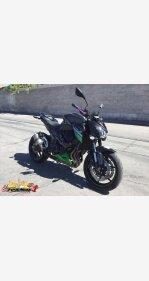 2016 Kawasaki Z800 ABS for sale 200732115