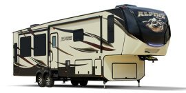 2016 Keystone Alpine 3555RL specifications