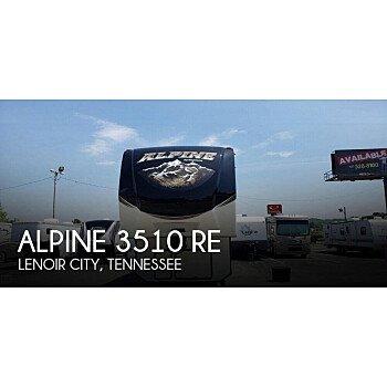 2016 Keystone Alpine for sale 300189407