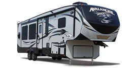 2016 Keystone Avalanche 343RS specifications