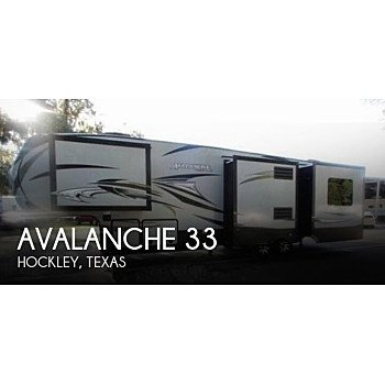 2016 Keystone Avalanche for sale 300194033