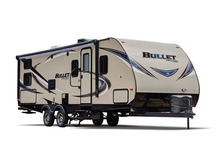 2016 Keystone Bullet 251RBS specifications