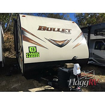 2016 Keystone Bullet for sale 300176286