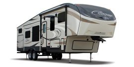 2016 Keystone Cougar 280RLS specifications