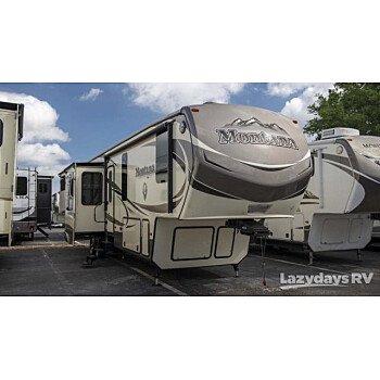 2016 Keystone Montana 3791RD for sale 300228543