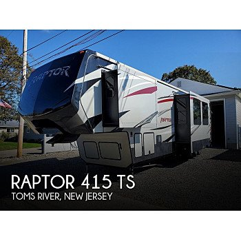 2016 Keystone Raptor for sale 300199991