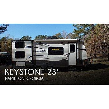 2016 Keystone Springdale for sale 300213400