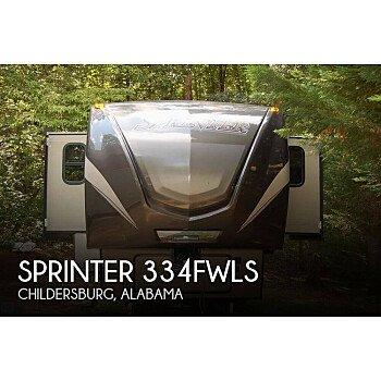 2016 Keystone Sprinter for sale 300181954