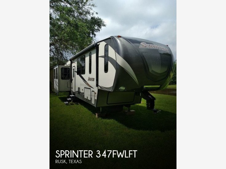 2016 Keystone Sprinter 347FWLFT for sale 300298407