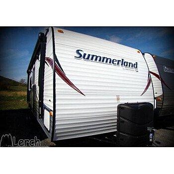 2016 Keystone Summerland for sale 300182676