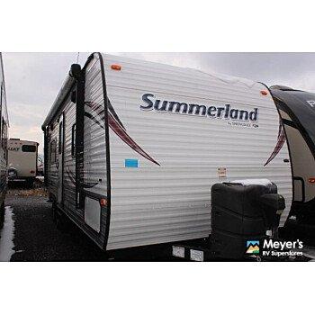 2016 Keystone Summerland for sale 300203547