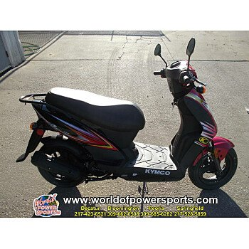 2016 Kymco Like 200i for sale 200636618