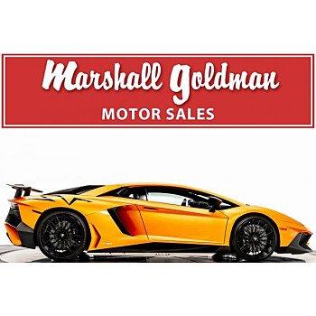 2016 Lamborghini Aventador LP 750-4 Coupe for sale 101167403