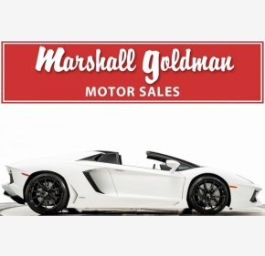 2016 Lamborghini Aventador LP 700-4 Roadster for sale 101212144