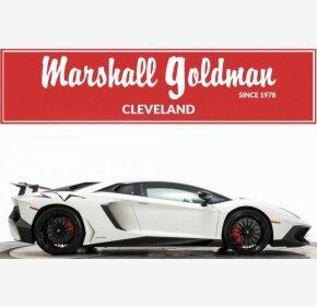 2016 Lamborghini Aventador LP 750-4 Coupe for sale 101299396