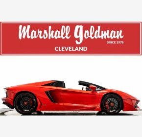 2016 Lamborghini Aventador LP 700-4 Roadster for sale 101345971