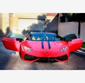 2016 Lamborghini Huracan LP 610-4 Coupe for sale 101062129