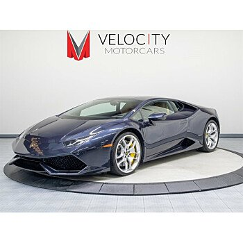 2016 Lamborghini Huracan LP 610-4 Coupe for sale 101203225