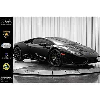 2016 Lamborghini Huracan LP 610-4 Coupe for sale 101209260