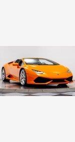 2016 Lamborghini Huracan for sale 101242706