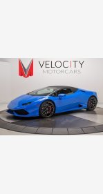 2016 Lamborghini Huracan LP 610-4 Spyder for sale 101483759