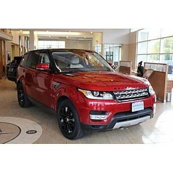 2016 Land Rover Range Rover Sport HSE for sale 101024592