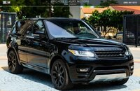 2016 Land Rover Range Rover Sport Supercharged for sale 101056258