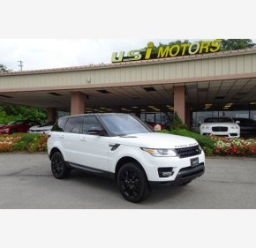 2016 Land Rover Range Rover Sport HSE for sale 101175919