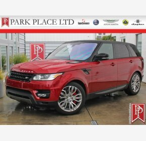 2016 Land Rover Range Rover Sport Supercharged for sale 101231759