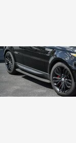 2016 Land Rover Range Rover Sport Supercharged for sale 101235635
