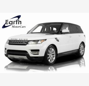 2016 Land Rover Range Rover Sport HSE for sale 101237241