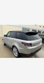 2016 Land Rover Range Rover Sport HSE for sale 101244572