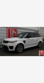 2016 Land Rover Range Rover Sport SVR for sale 101249613