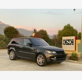 2016 Land Rover Range Rover Sport Supercharged for sale 101249689