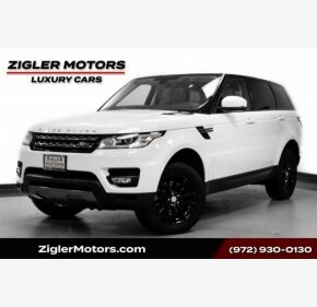 2016 Land Rover Range Rover Sport SE for sale 101252392