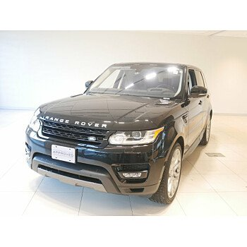 2016 Land Rover Range Rover Sport Supercharged for sale 101255240