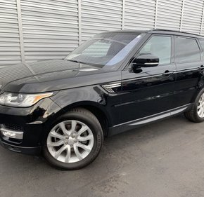 2016 Land Rover Range Rover Sport HSE for sale 101255269