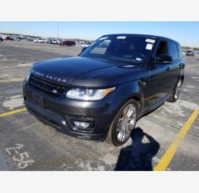 2016 Land Rover Range Rover Sport Supercharged for sale 101256032