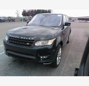 2016 Land Rover Range Rover Sport Autobiography for sale 101260066