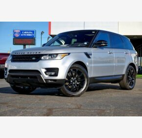 2016 Land Rover Range Rover Sport HSE for sale 101261304