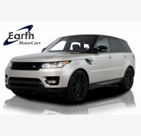 2016 Land Rover Range Rover Sport Supercharged for sale 101261692