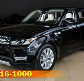 2016 Land Rover Range Rover Sport HSE for sale 101262533